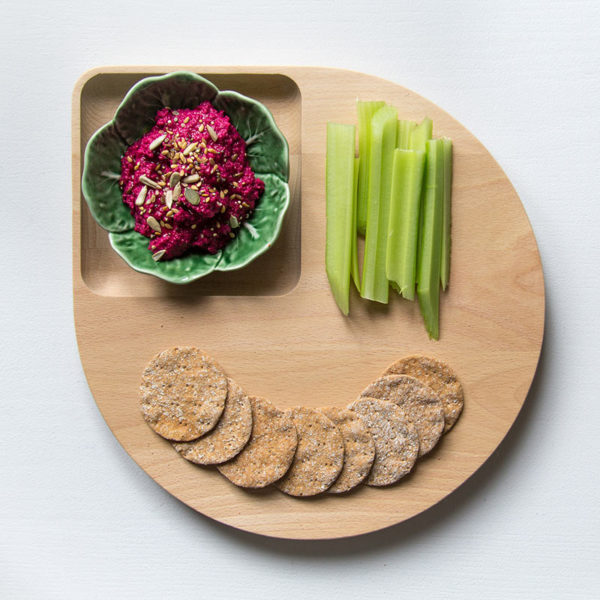 Petal Chopping Board