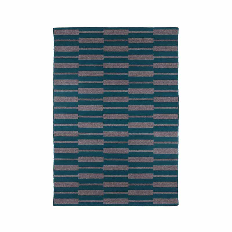 Case Furniture Spindle Rug by Eleanor Pritchard Olson and Baker - Designer & Contemporary Sofas, Furniture - Olson and Baker showcases original designs from authentic, designer brands. Buy contemporary furniture, lighting, storage, sofas & chairs at Olson + Baker.