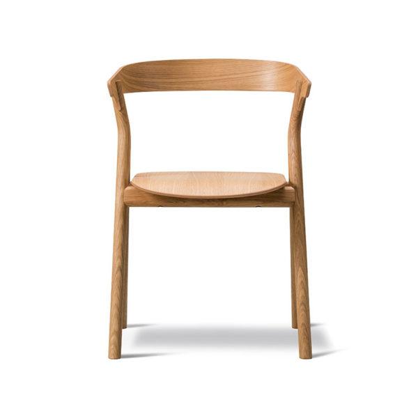 Fredericia YKSI Chair by Thau & Kallio
