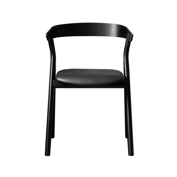 Fredericia YKSI Seat Upholstered Chair by Thau & Kallio