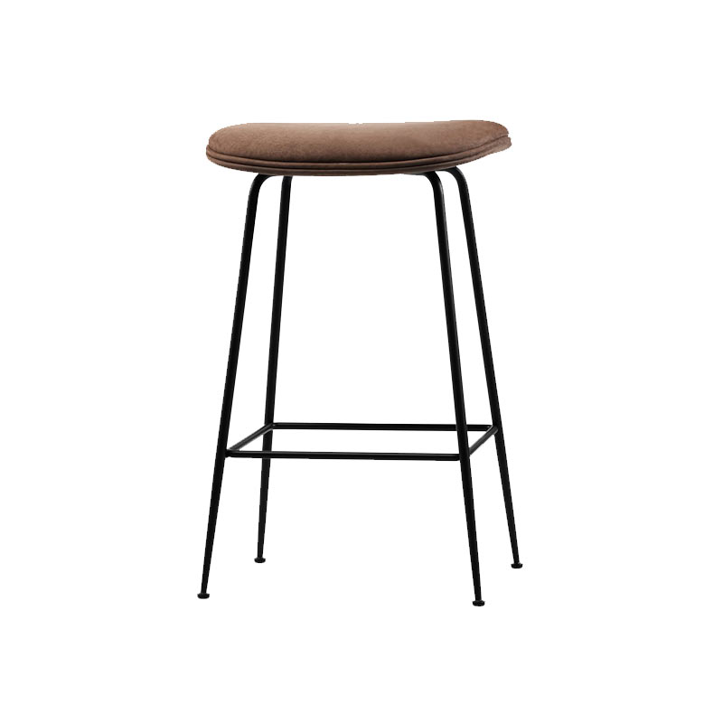 Gubi Beetle Low Bar Stool by Gam Fratesi