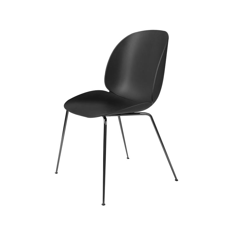 Gubi Beetle Stackable Dining Chair by Gam Fratesi