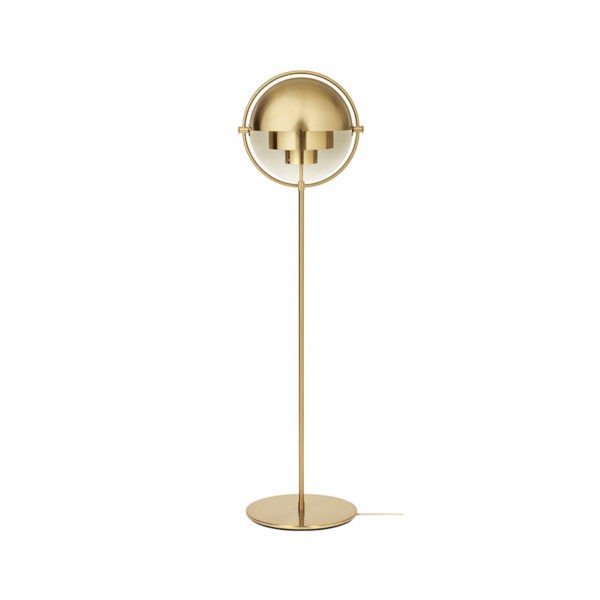 Gubi Multi-Lite Floor Lamp by Louis Weisdorf