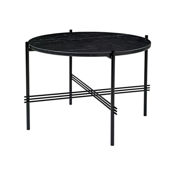 Gubi TS Round  Ø55cm Coffee Table by Gam Fratesi