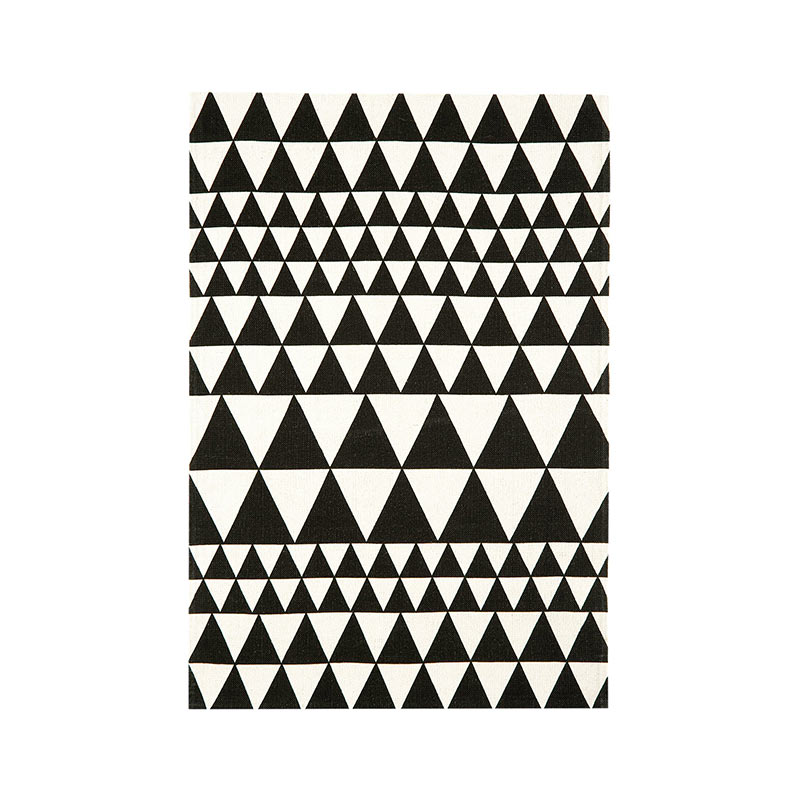Olson and Baker Wilson Triangles Rug by Olson and Baker Studio