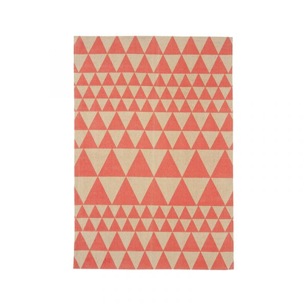 Wilson Triangles Rug
