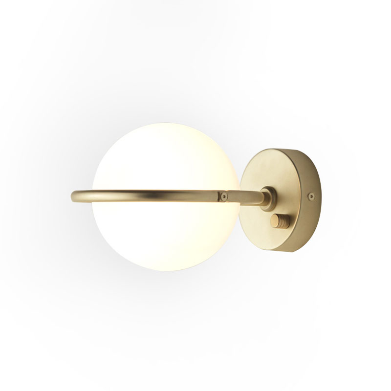 Aromas Abbacus Wall Lamp by Pepe Fornas