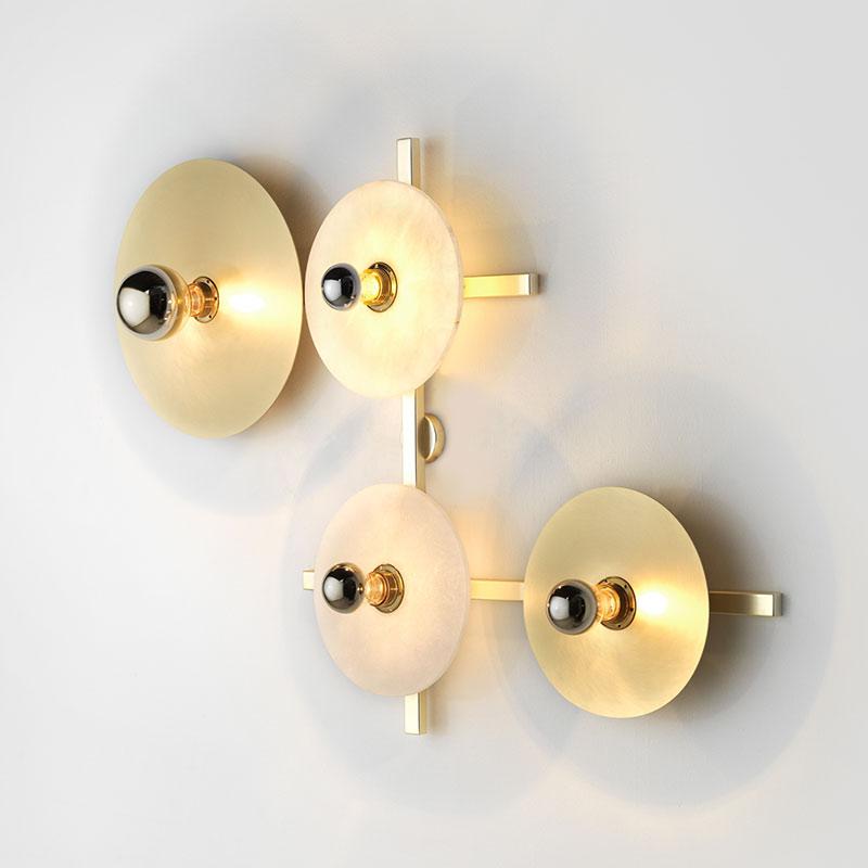 Aromas Abby Wall Lamp by AC Studio