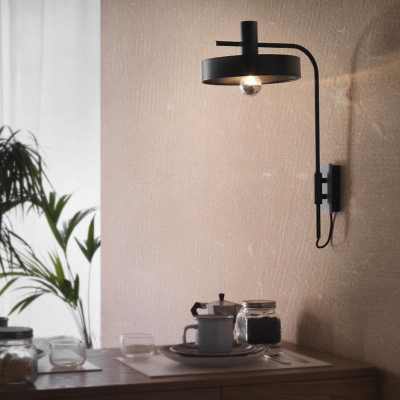 Aromas Aloa Wall Lamp by Fornasevi 3