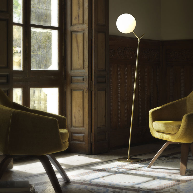 Aromas Atom Floor Lamp by AC Studio 2