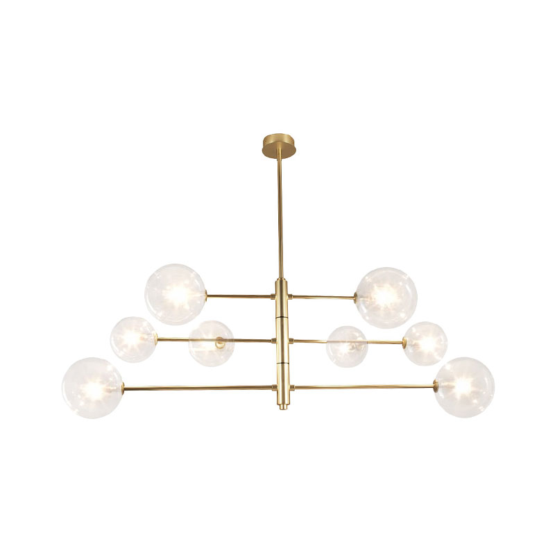 Aromas Atom Chandelier by AC Studio