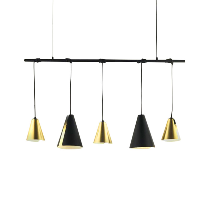 Aromas Boa Chandelier by Fornasevi