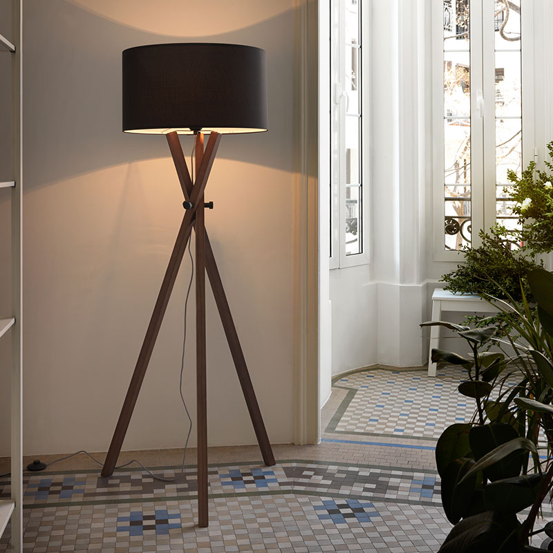 Aromas Cot Floor Lamp by AC Studio 2