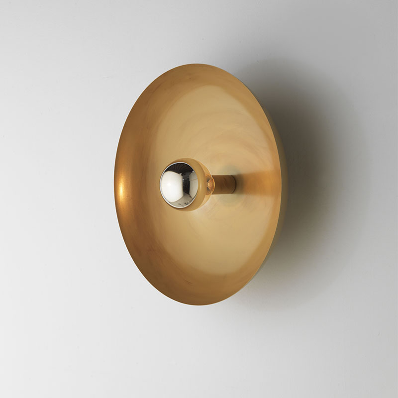 Aromas Cropi Wall Lamp by Jana Chang