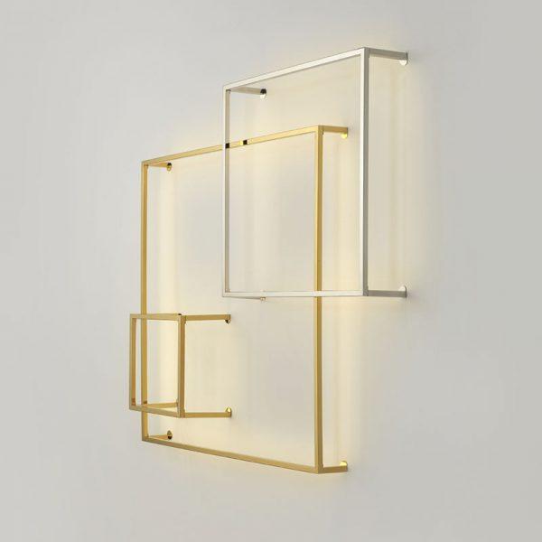 Cube Wall Lamp