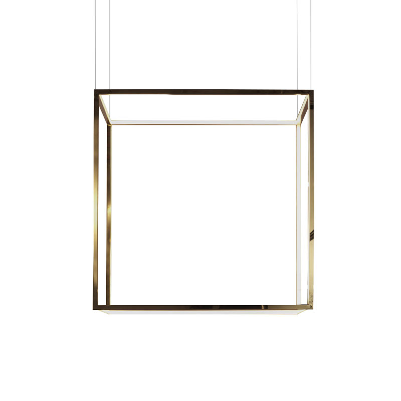 Aromas Cube X Chandelier by AC Studio