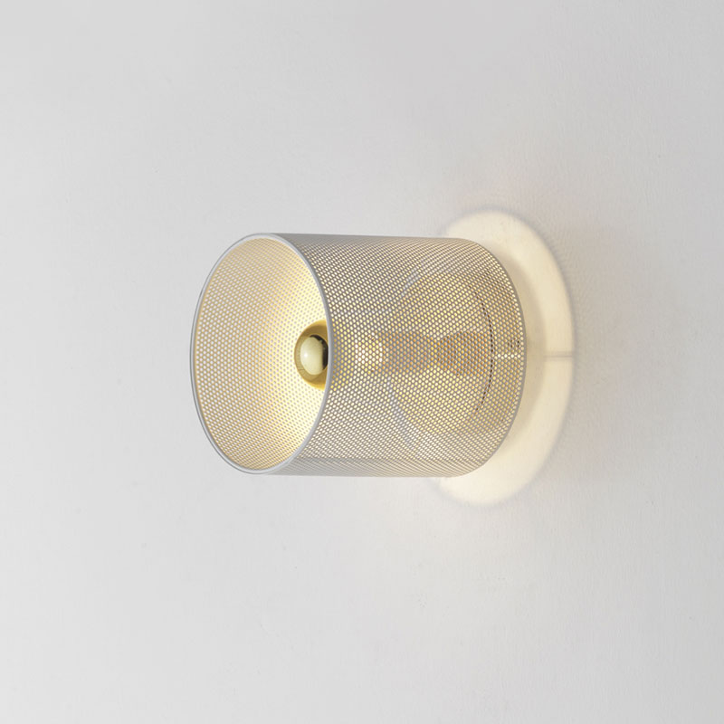 Aromas Fer Wall Lamp by Fornasevi