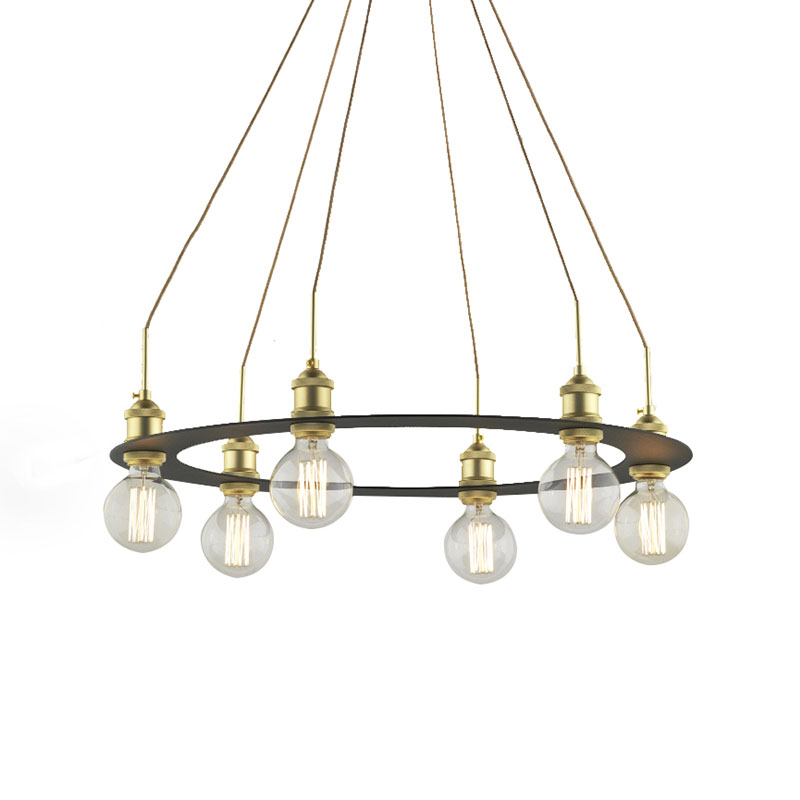 Aromas Heavy Chandelier by Fornasevi
