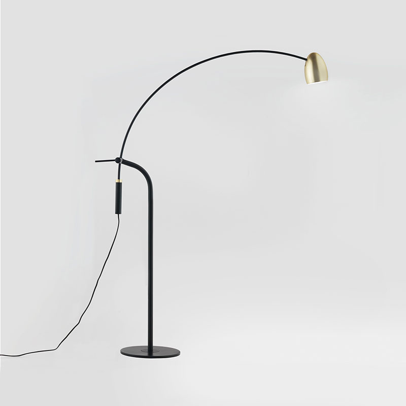 Aromas Hercules Floor Lamp by Jana Chang