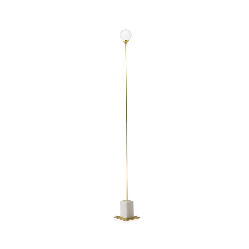 Aromas Lan Floor Lamp by Pepe Fornas