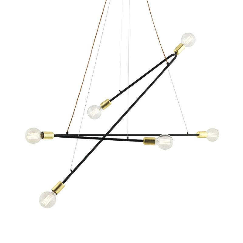 Aromas Rendo Pendant Lamp by Fornasevi