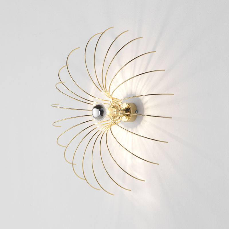 Buy Aromas S Spider Wall Lamp By Fornasevi Olson Baker