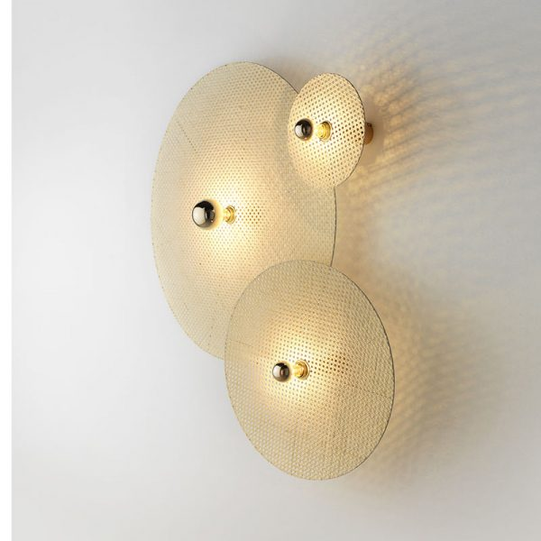 Tan Tan Wall Lamp