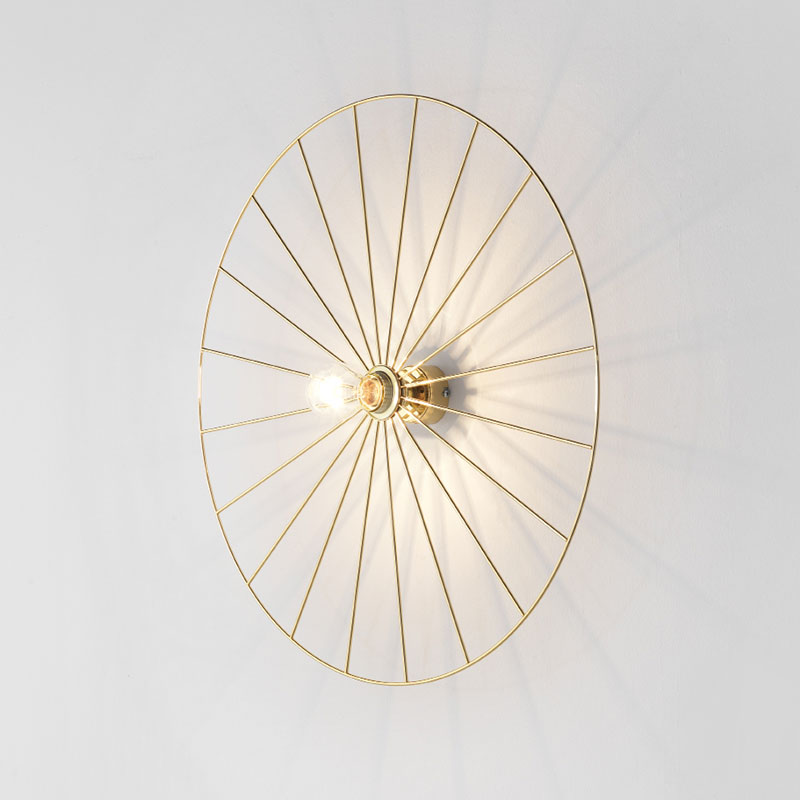 Aromas Wheel Wall Lamp by Fornasevi 4