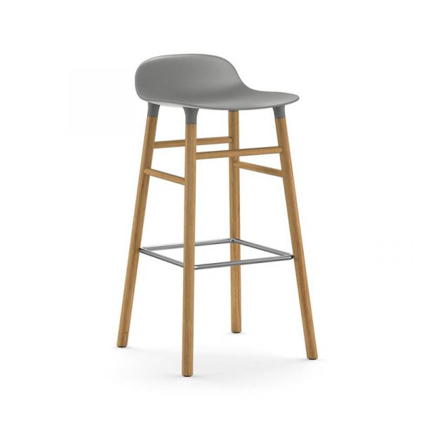 Form High Bar Stool