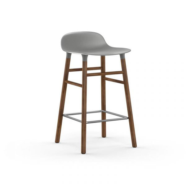 Form Low Bar Stool