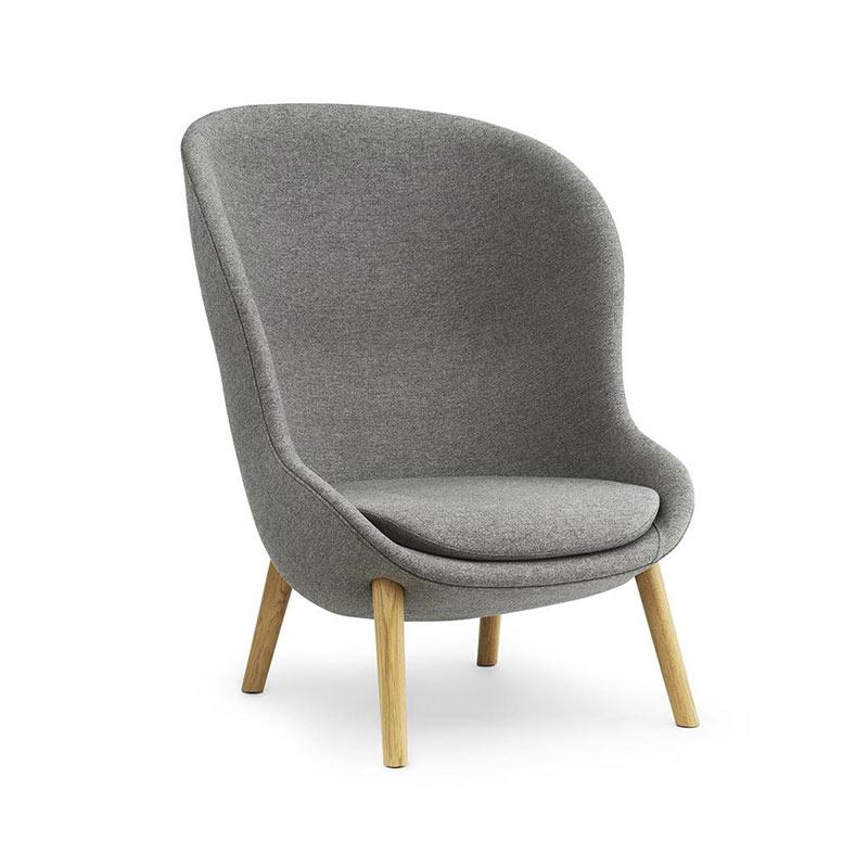 Normann Copenhagen Hyg Lounge Chair High by Simon Legald