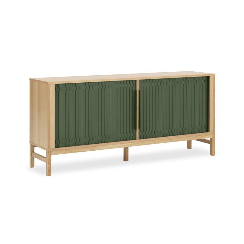 Normann Copenhagen Jalousi Sideboard by Simon Legald