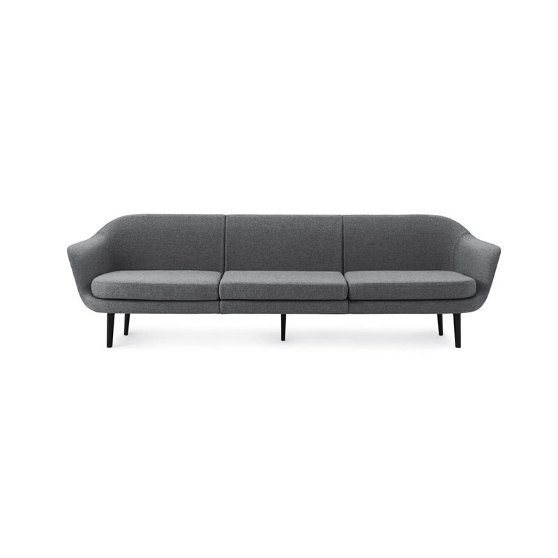 Normann Copenhagen Sum Three Seat Sofa by Simon Legald