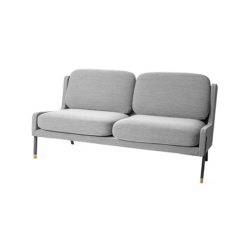 Stellar Works Blink Two Seater Sofa by Yabu Pushelberg