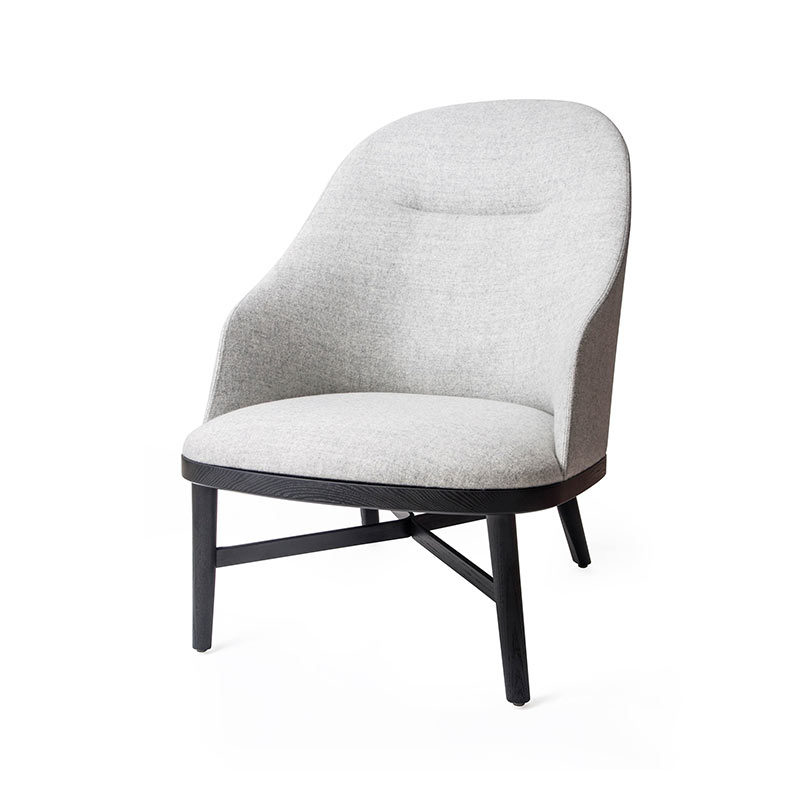 Stellar Works Bund Lounge Chair by Neri & Hu