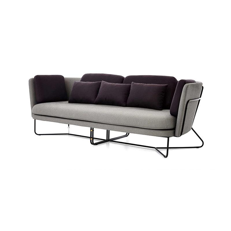 Stellar Works Chillax Three Seat Sofa by Nic Graham 2