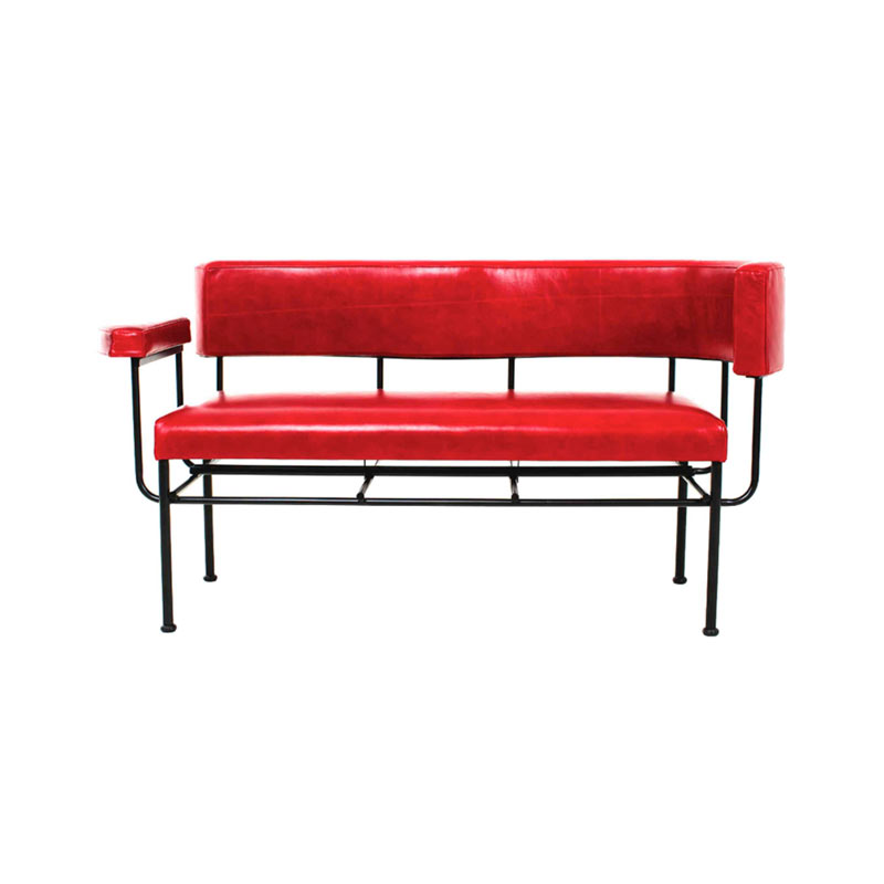 Stellar Works Cotton Club Two Seat Sofa by Carlo Forcolini