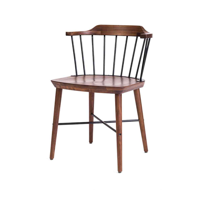 Stellar Works Exchange Dining Chair by Crème