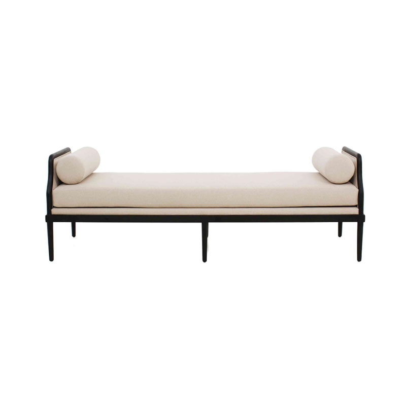 Stellar Works Laval Chaise Longue by OeO
