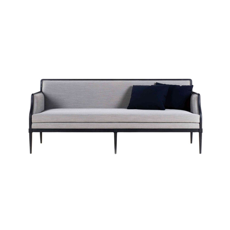 Stellar Works Laval Three Seat Sofa by OeO