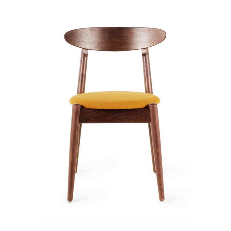 Stellar Works Louisiana Chair by Vilhelm Wohlert Olson and Baker - Designer & Contemporary Sofas, Furniture - Olson and Baker showcases original designs from authentic, designer brands. Buy contemporary furniture, lighting, storage, sofas & chairs at Olson + Baker.