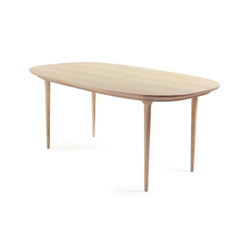 Stellar Works Lunar 240x110cm Dining Table by Peter Bundgaard Rützou