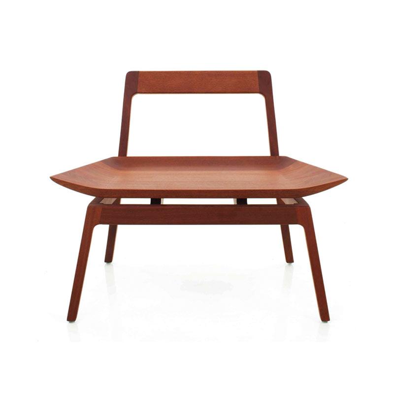Stellar Works New Legacy Fly Lounge Chair by Shuwa Tei