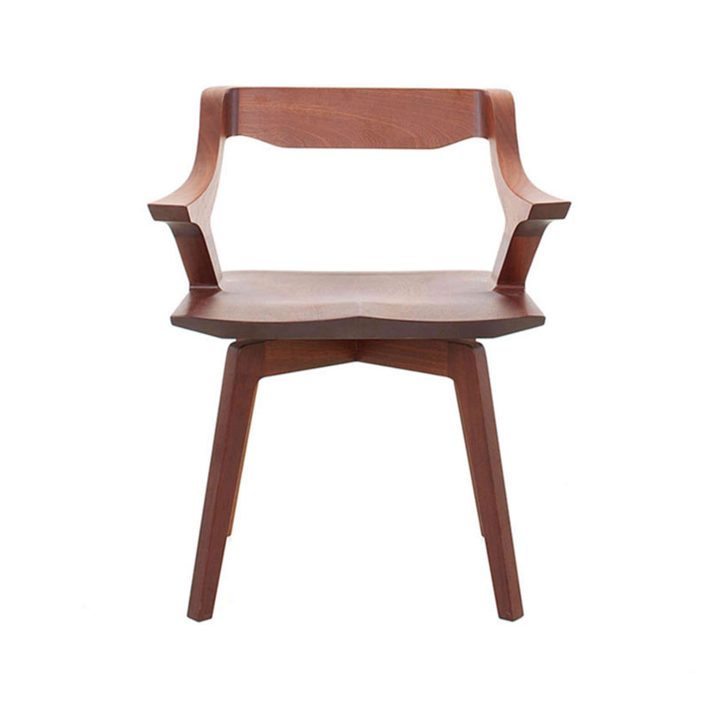 Stellar Works New Legacy Vito Chair by Shuwa Tei