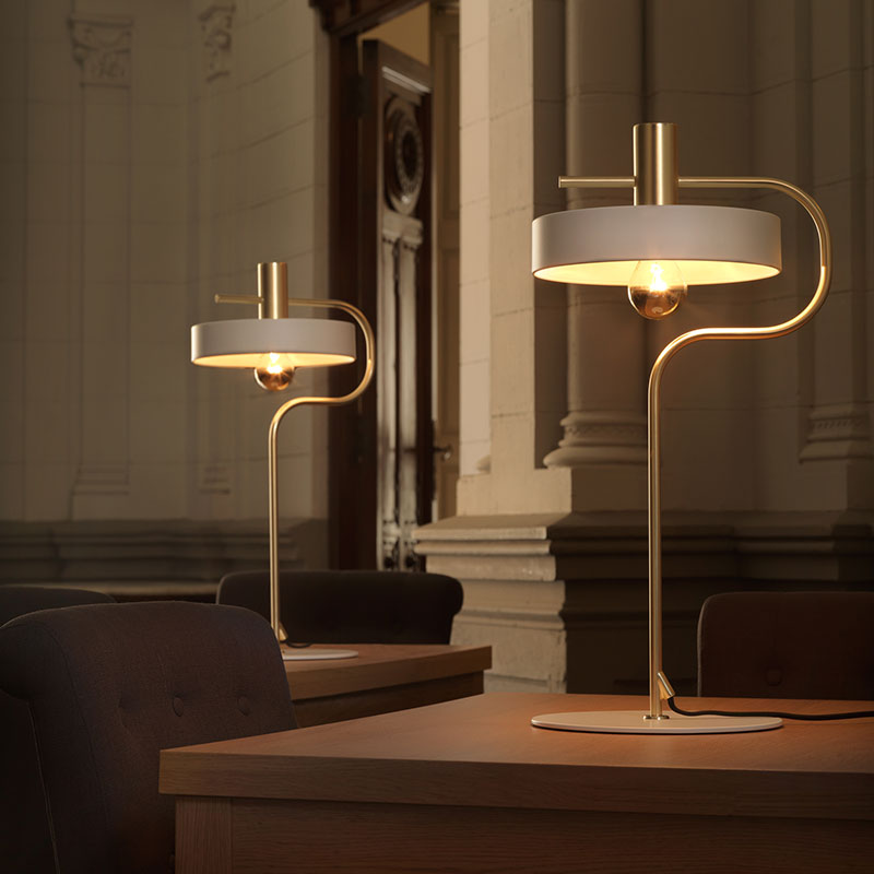 Aromas Aloa Table Lamp by Fornasevi 2