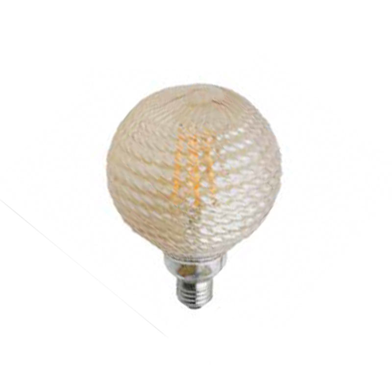 Aromas B042 E-27 Patterned Globe Light Bulb by Aromas