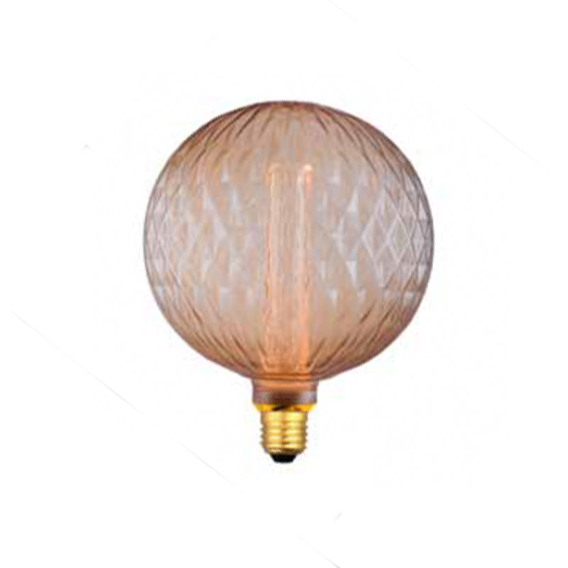 Aromas B044 E-27 Rose Patterned Globe Light Bulb by Aromas