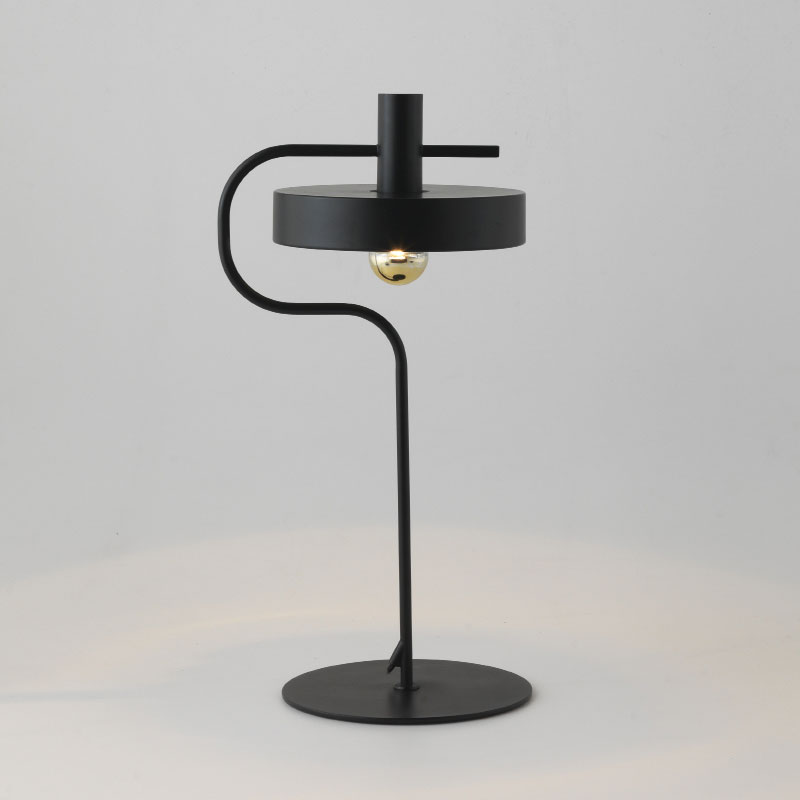 Aromas Dark Aloa Table Lamp by AC Studio 2