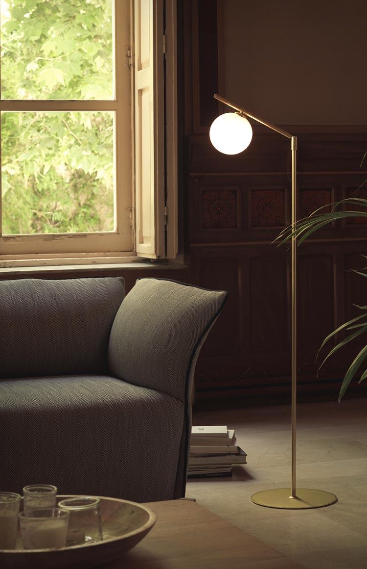 Aromas Endo Floor lamp lifestyle