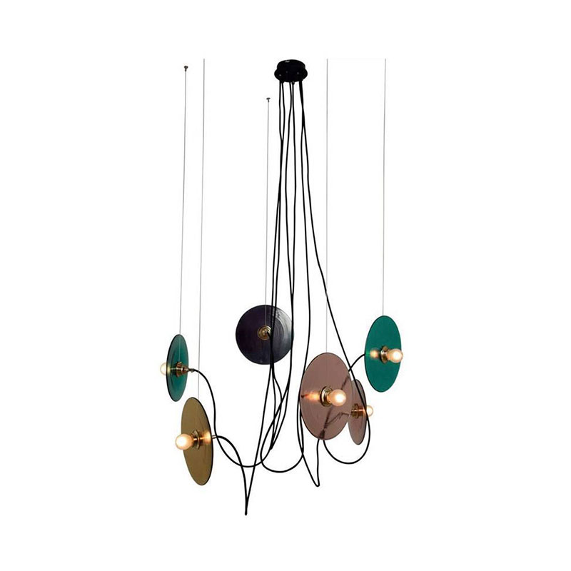Aromas Fest Chandelier by JF Sevilla 2 Olson and Baker - Designer & Contemporary Sofas, Furniture - Olson and Baker showcases original designs from authentic, designer brands. Buy contemporary furniture, lighting, storage, sofas & chairs at Olson + Baker.